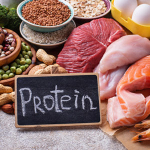 how many grams of protein per day