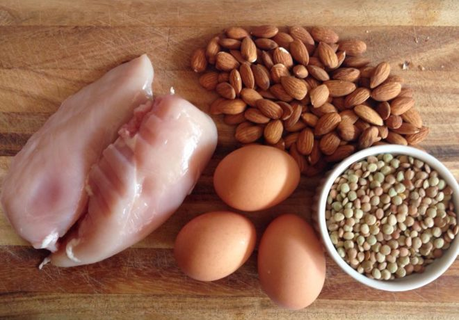daily protein intake