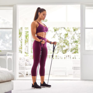 60 day challenge resistance bands