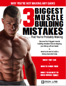 build muscle without mistakes