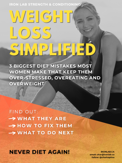 weight loss simplified guide